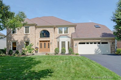 2555 River Woods Drive, Naperville, IL 60565 - MLS#: 09782682