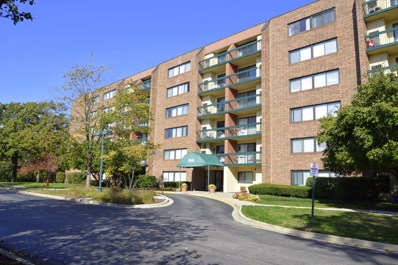 1840 Huntington Boulevard UNIT 609, Hoffman Estates, IL 60169 - MLS#: 09782794