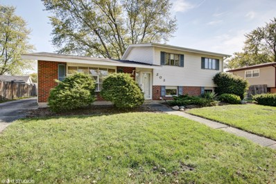 203 Hickory Street, Park Forest, IL 60466 - MLS#: 09782888