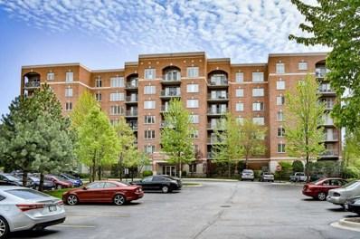 430 S Western Avenue UNIT 708, Des Plaines, IL 60016 - MLS#: 09782908