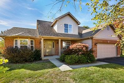 2409 Dakota Ridge, Johnsburg, IL 60051 - MLS#: 09782946
