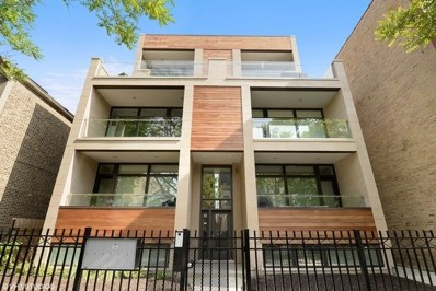 1522 W Huron Street UNIT 1E, Chicago, IL 60642 - MLS#: 09782972