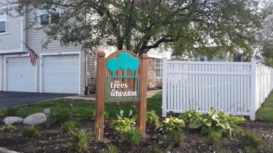 1636 Timber Trail UNIT 0, Wheaton, IL 60187 - MLS#: 09783484