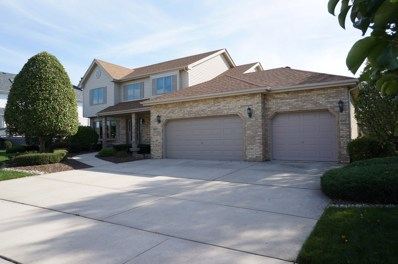 11617 Burnley Drive, Orland Park, IL 60467 - MLS#: 09783502