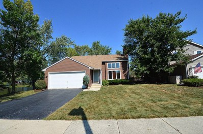 2724 Zurich Lane, Woodridge, IL 60517 - MLS#: 09783609