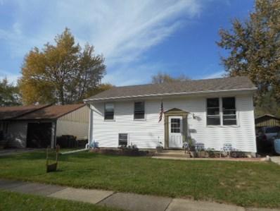 416 Beaver Drive, Streamwood, IL 60107 - #: 09783869