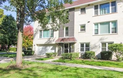 400 S Elmwood Avenue UNIT 3N, Oak Park, IL 60302 - MLS#: 09783909