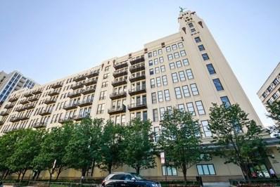 758 N Larrabee Street UNIT 409, Chicago, IL 60654 - MLS#: 09783932