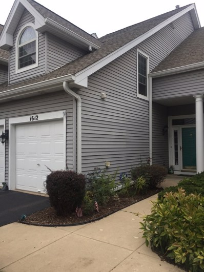 1612 W ETHANS GLEN Drive, Palatine, IL 60067 - MLS#: 09784014