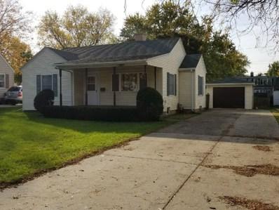 1513 Marquette Road, Joliet, IL 60435 - #: 09784501