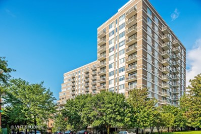 1515 S PRAIRIE Avenue UNIT 706, Chicago, IL 60605 - MLS#: 09784897