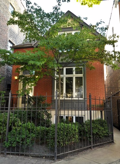 1105 W Webster Avenue, Chicago, IL 60614 - MLS#: 09785150