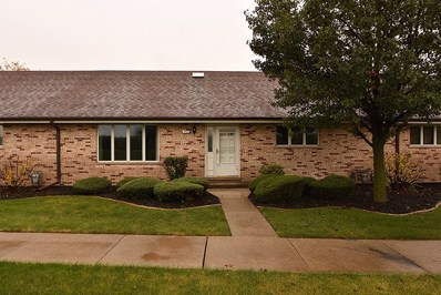 7546 W Willowood Court UNIT 7546, Orland Park, IL 60462 - MLS#: 09785298