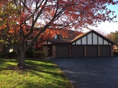 5810 Buck Court UNIT 5810, Westmont, IL 60559 - MLS#: 09785340