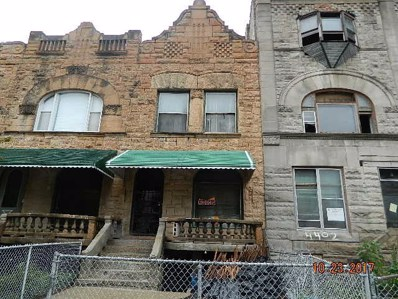 4404 S Berkeley Avenue, Chicago, IL 60653 - MLS#: 09785465