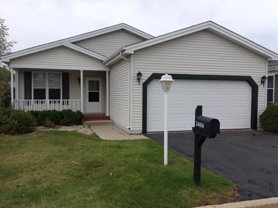 3406 Steeplechase Way, Grayslake, IL 60030 - MLS#: 09785631