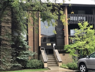 6107 KNOLL VALLEY Drive UNIT 208, Willowbrook, IL 60527 - MLS#: 09785871