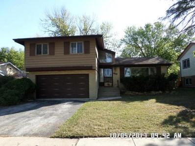 18933 Center Avenue, Homewood, IL 60430 - MLS#: 09785919