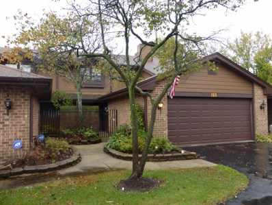 169 Indian Boundary Drive, Westmont, IL 60559 - MLS#: 09785926