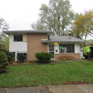 103 Wilson Street, Park Forest, IL 60466 - MLS#: 09786036