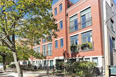 2034 W WARNER Avenue UNIT 301, Chicago, IL 60618 - MLS#: 09786398