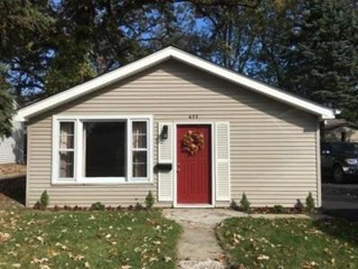 411 S Lake Street, Mundelein, IL 60060 - MLS#: 09786457