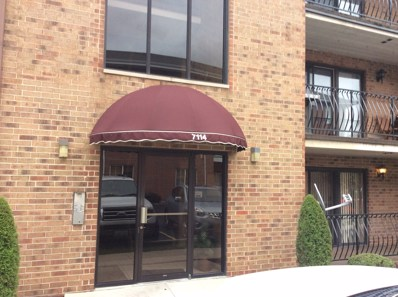 7114 W 108th Street UNIT 301, Worth, IL 60482 - MLS#: 09786816