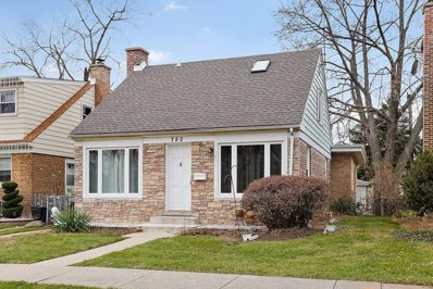 750 Suffolk Avenue, Westchester, IL 60154 - MLS#: 09787376