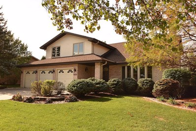 13920 S TRAILS END Drive, Homer Glen, IL 60491 - MLS#: 09787411