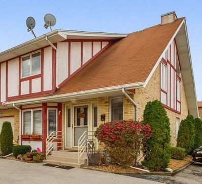 8548 W 95th Street, Hickory Hills, IL 60457 - MLS#: 09787490