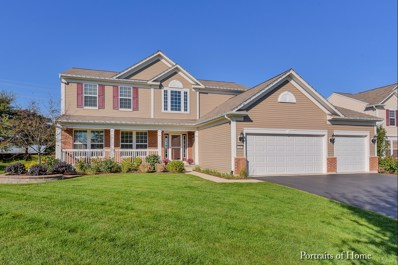 159 Chapin Way, Oswego, IL 60543 - MLS#: 09787585