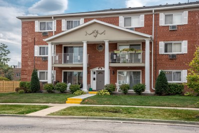 105 E LILLIAN Avenue UNIT 1A, Arlington Heights, IL 60004 - MLS#: 09787657