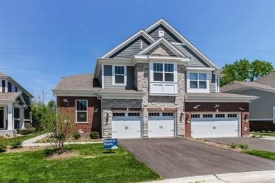 27W122  Redbud Lot # 7.01 Lane, Winfield, IL 60190 - #: 09788374