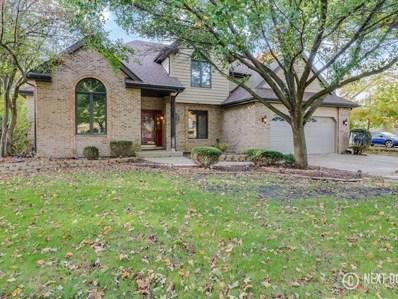 16512 Winding Creek Road, Plainfield, IL 60586 - MLS#: 09788613