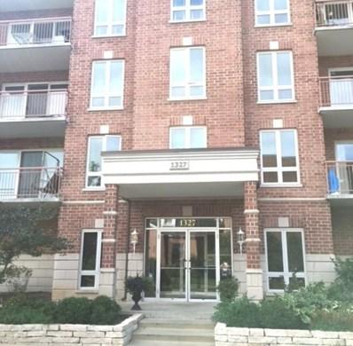 1327 E Washington Street UNIT 306, Des Plaines, IL 60016 - MLS#: 09788722