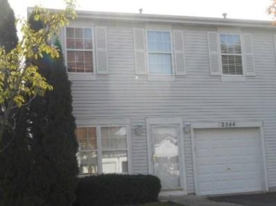 2544 Stonybrook Drive, Plainfield, IL 60586 - MLS#: 09788805