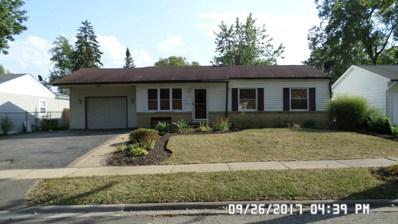 1665 Sycamore Avenue, Hanover Park, IL 60133 - MLS#: 09788832