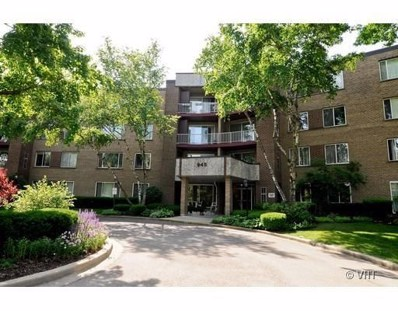945 E Kenilworth Avenue UNIT 428, Palatine, IL 60074 - MLS#: 09789326
