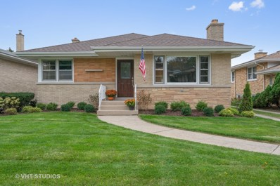1221 Woodside Road, La Grange Park, IL 60526 - MLS#: 09789478