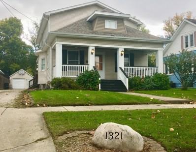 1321 Illinois Avenue, Ottawa, IL 61350 - MLS#: 09789587
