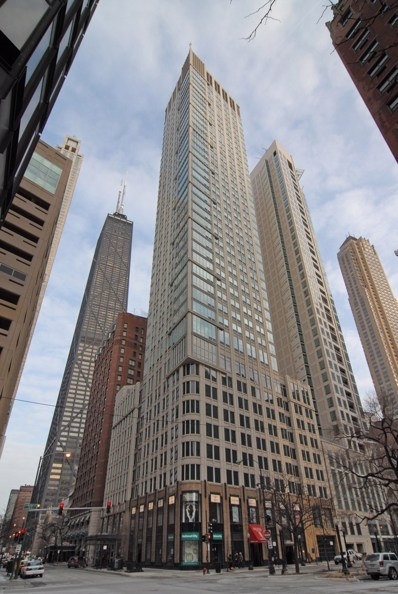 57 E DELAWARE Place UNIT 2501, Chicago, IL 60611 - #: 09789686