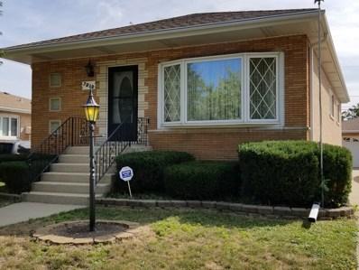 7919 Mcvicker Avenue, Burbank, IL 60459 - MLS#: 09789732