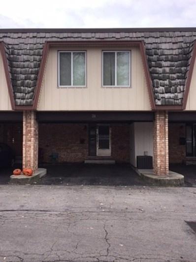 31 Cour Caravelle, Palos Hills, IL 60465 - MLS#: 09789778