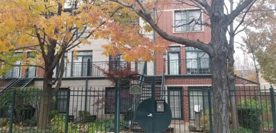 1813 S Clark Street UNIT 35, Chicago, IL 60616 - MLS#: 09789833