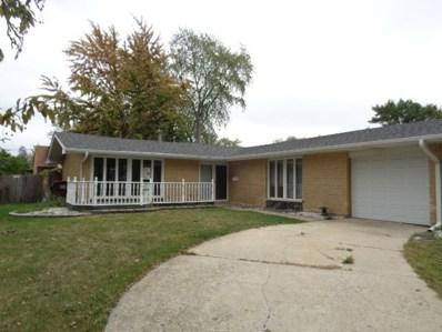 15401 BETTY ANN Lane, Oak Forest, IL 60452 - MLS#: 09789835
