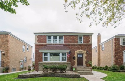 3241 N Newcastle Avenue, Chicago, IL 60634 - MLS#: 09789848