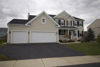 2441 Chopin Lane, Woodstock, IL 60098 - #: 09789911