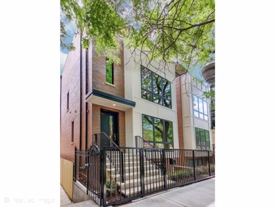 2223 W Lyndale Street, Chicago, IL 60647 - MLS#: 09790053