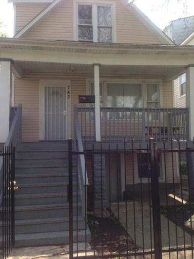 743 N lockwood Avenue, Chicago, IL 60644 - #: 09790440