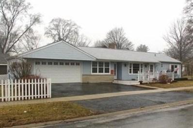 14801 Keystone Avenue, Midlothian, IL 60445 - MLS#: 09791036